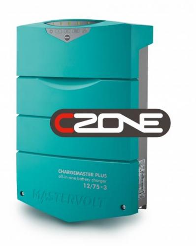 Mastervolt Ladegerät ChargeMaster Plus 12/75-3 CZone