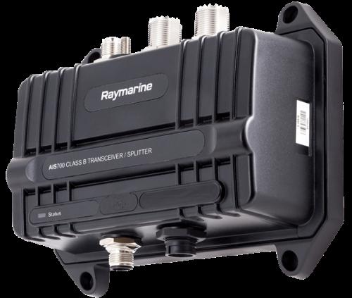 Raymarine E70476 AIS 700 Klasse B Transceiver Sender/Empfänger mit integriertem Splitter