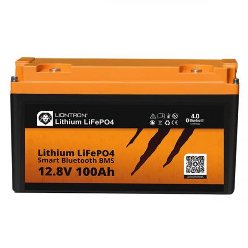 Liontron LiFePO4 12,8V 100Ah LX smart BMS