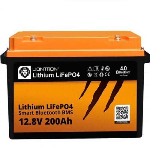 Liontron LiFePO4 12,8V 200Ah LX smart BMS