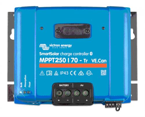 Victron Solar Laderegler SmartSolar MPPT 250/70-TR VE.CAN