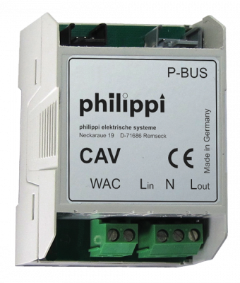 Philippi AC-Interface CAV