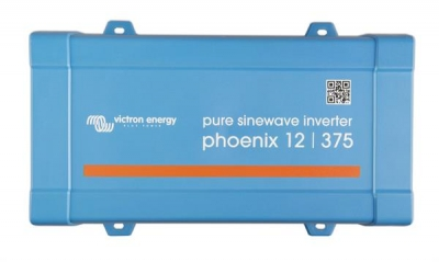 Victron Phoenix Inverter 12/375 Schuko 230V VE.Direct