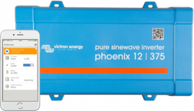 Victron Phoenix Inverter 24/375 Schuko 230V VE.Direct