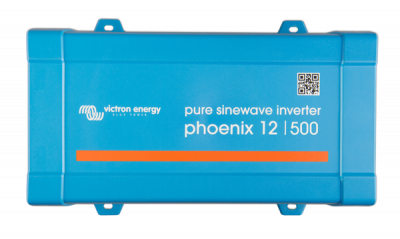 Victron Phoenix Inverter 24/500 Schuko 230V VE.Direct
