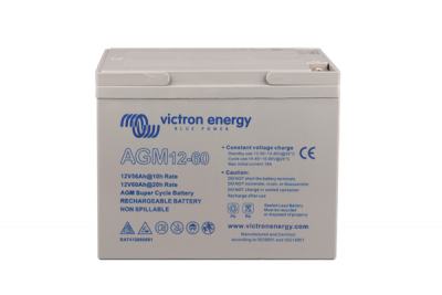 Victron AGM Super Cycle Batterie 12V/60Ah
