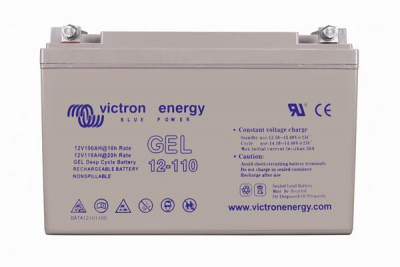 Victron Gel Deep Cycle Batterie 12V/110Ah