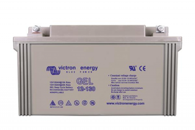 Victron Gel Deep Cycle Batterie 12V/130Ah