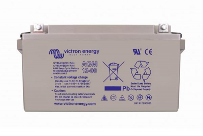 Victron AGM Deep Cycle Batterie 12V/90Ah