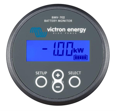 Victron Battery Monitor BMV-702 grau