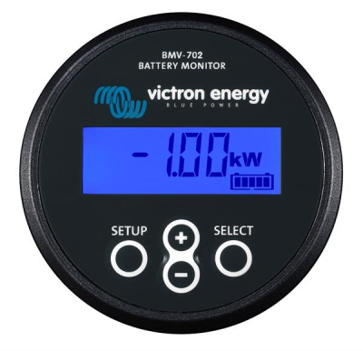 Victron Battery Monitor BMV-702 schwarz