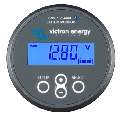 Victron Battery Monitor BMV-712 Smart Bluetooth grau