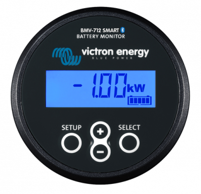 Victron Battery Monitor BMV-712 Smart Bluetooth schwarz