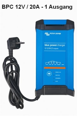 Victron Blue Power IP22 Charger 12/20(1) Schuko