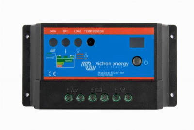 Victron Solar Laderegler BlueSolar PWM-Light 12/24V-10A
