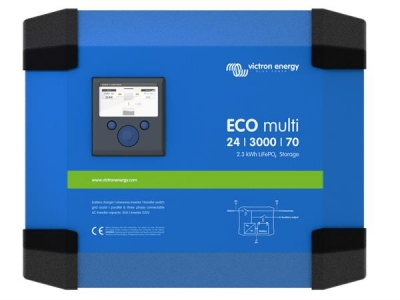 Victron ECOmulti 24/3000/70-50 2,3kWh (ohne Batterien)