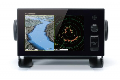 "Furuno NAVnet TZtouch TZT9 9"" Multifunktions-Display"