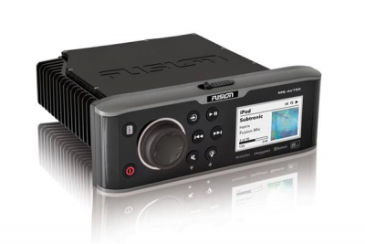 Fusion MS-AV755 Radio - DVD/AM/FM/USB/HDMI/BT/NMEA2000/Ethernet - 4 Zonen