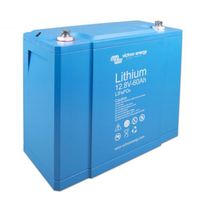 Victron LiFePO4 Batterie Smart 12,8V/60Ah Bluetooth