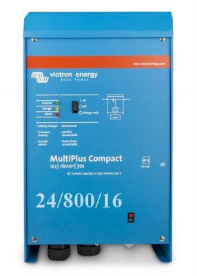 Victron MultiPlus Compact 24/800/16-16 230V