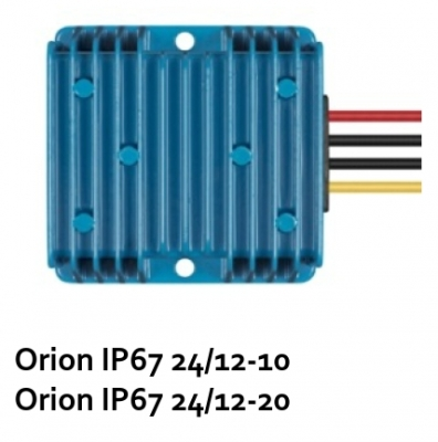 Victron Orion IP67 24/12-10A (120W)