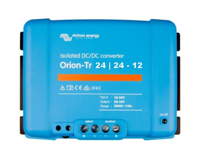 Victron Orion-Tr 24/24-12A (280W) galvanisch isoliert