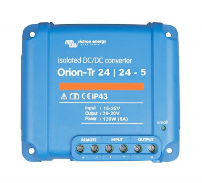 Victron Orion-Tr 24/24-5A (120W) galvanisch isoliert