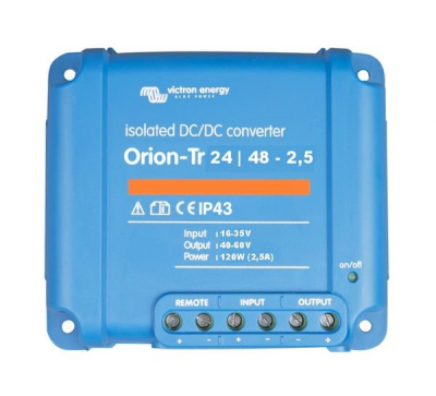 Victron Orion-Tr 24/48-2,5A (120W) galvanisch isoliert