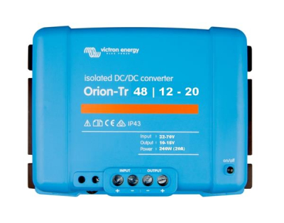 Victron Orion-Tr 48/12-20A (240W) galvanisch isoliert