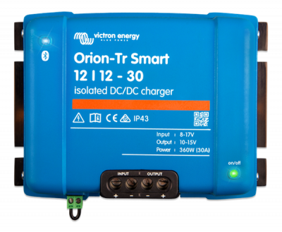 Victron Orion-Tr Smart 12/12-30A isoliert