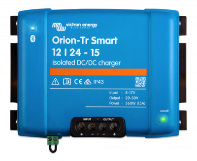 Victron Orion-Tr Smart 12/24-15A isoliert