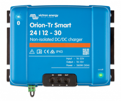 Victron Orion-Tr Smart 24/12-30A nicht isoliert
