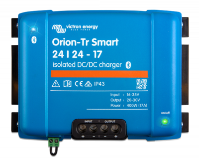 Victron Orion-Tr Smart 24/24-17A isoliert