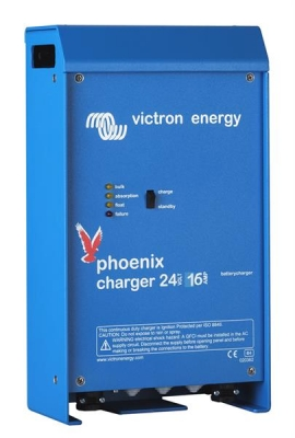 Victron Phoenix Charger 24/16 (2+1)