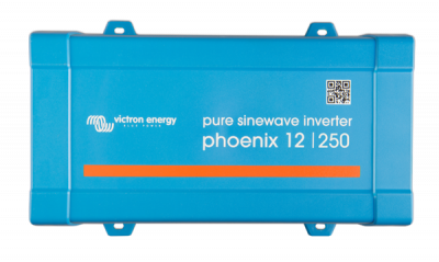 Victron Phoenix Inverter 12/250 Schuko 230V VE.Direct
