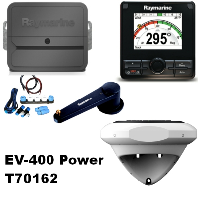Raymarine T70162 Evolution EV-400 Power Paket