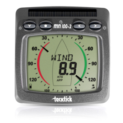 Raymarine TackTick T112 Multifunktions-Analog-Anzeige, kabellos