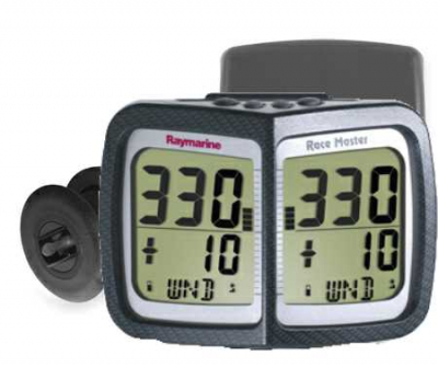 Raymarine TackTick T074 Micronet Race Master System mit Triducer