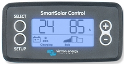 Victron SmartSolar Aufsteck Display