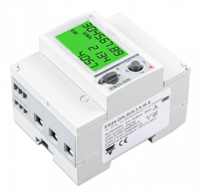 Victron Energy Meter EM24 - 3 phase - max 65A/phase Ethernet