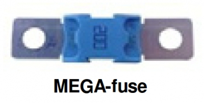 Victron MEGA-fuse 32V (package of 5pcs)