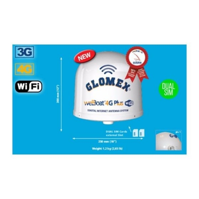 Glomex weBBoat 4G IT1004 Plus