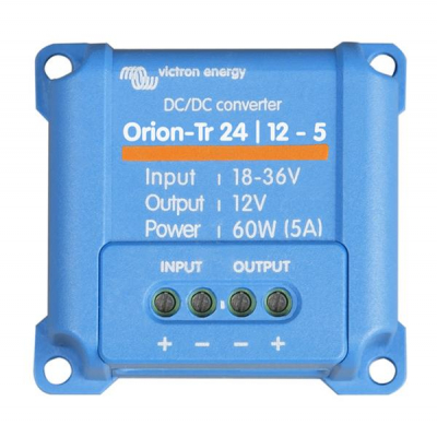 Victron Orion-Tr 24/12-5 (60W) nicht isoliert