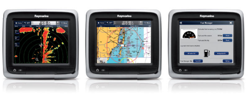 "Raymarine E70232 - a95 WiFi-Touch Multifunktionsdisplay 9"" (ohne Seekarte)"""