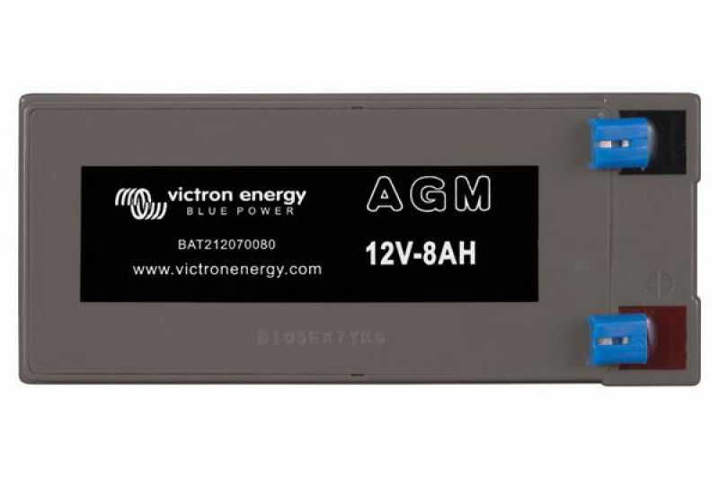 Victron AGM Deep Cycle Batterie 12V/8Ah