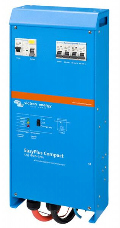 Victron EasyPlus Compact 12/1600/70-16 230V