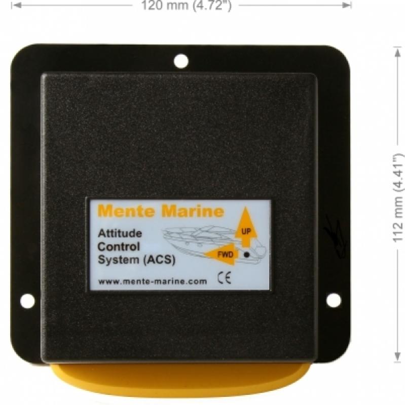 kompatibel zu ACS A//AD Mente Marine FCP Flybridge Control Panel