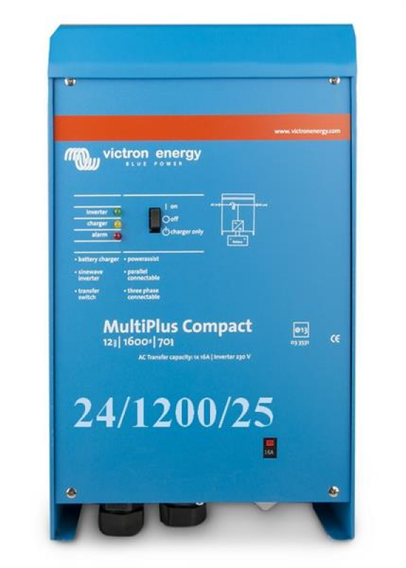 Victron MultiPlus Compact 24/1200/25-16 230V