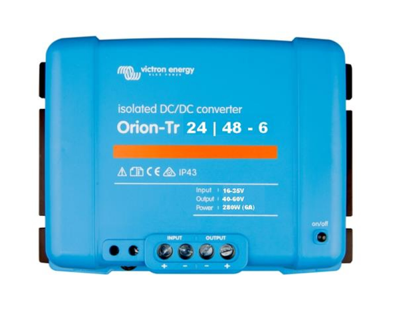 Victron Orion-Tr 24/48-6A (280W) galvanisch isoliert