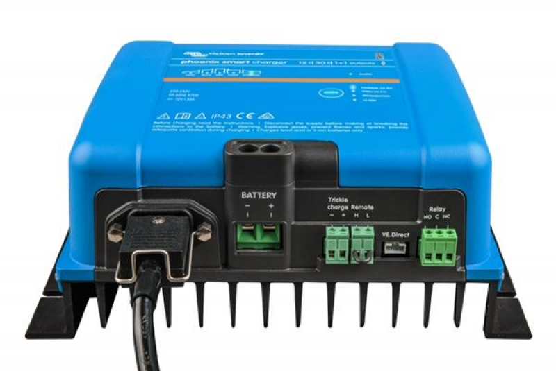 Victron Phoenix Smart IP43 Charger 24/16 (1+1)